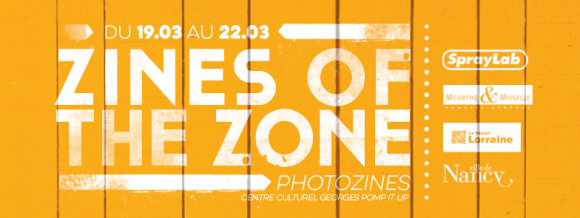 Zine Of the Zone x Bill Noir x Editions Hiatus x Antonin Malchiodi