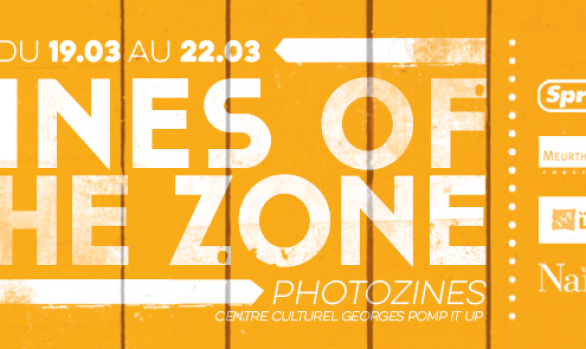 Zine Of the Zone x Bill Noir x Editions Hiatus x Antonin Malchiodi