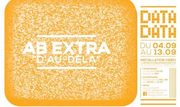 """DATA DATA: """"AB extra"""""""