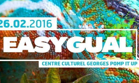 EAZYGUAL • OUVERTURE DE SAISON 2016