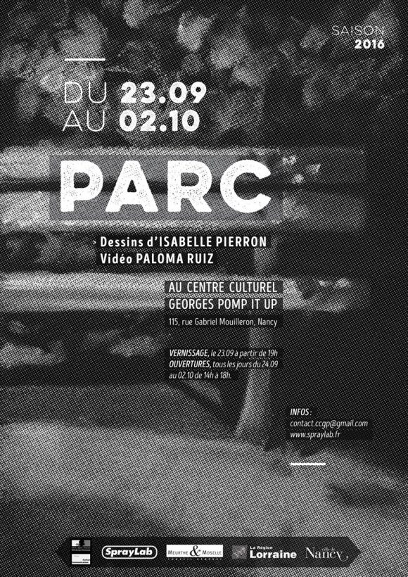 ISABELLE PIERRON • PARC