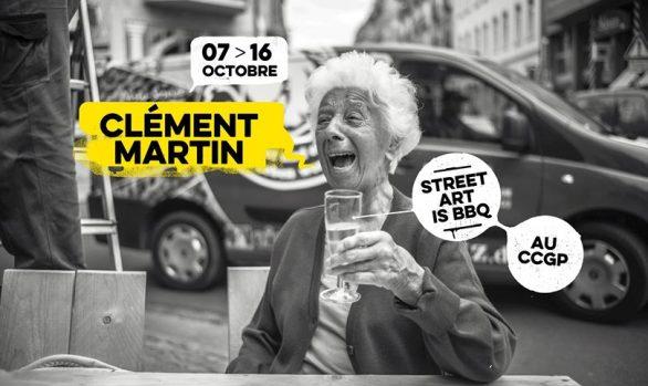 CLEMENT MARTIN • STREET ART IS BBQ
