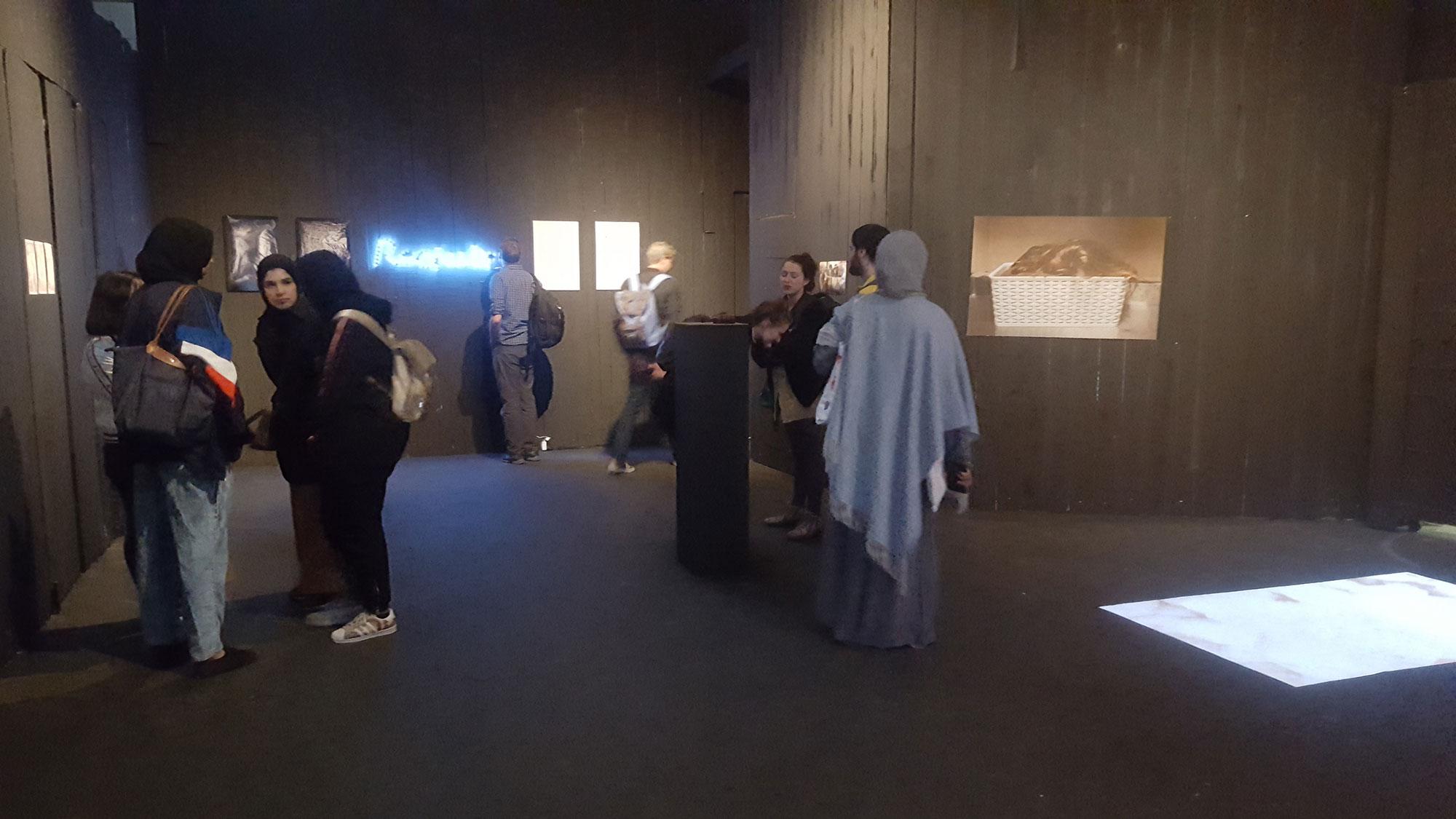 Exposition Nabila Halim