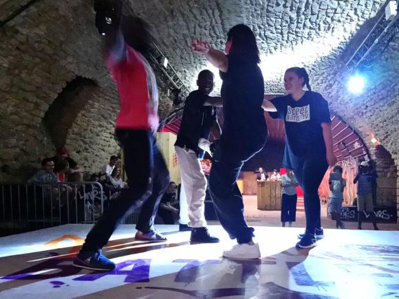 Pomp It Up Battle #3 · LNVRS Club