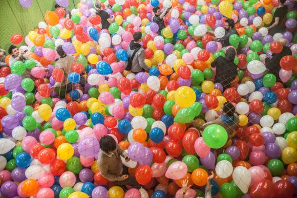 5000 Ballons