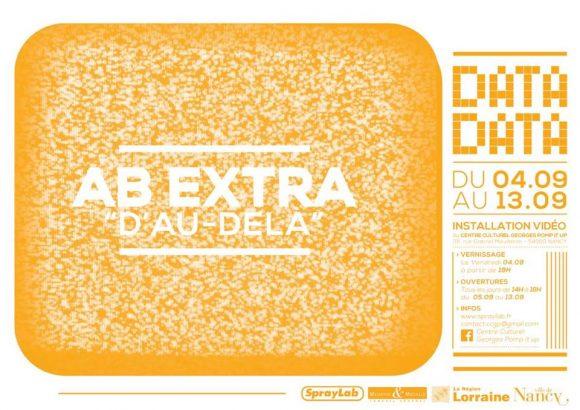 DATA DATA • AB extra d'au-delà