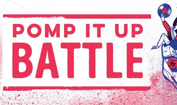 POMP IT UP BATTLE #1 • CHILL UP FESTIVAL