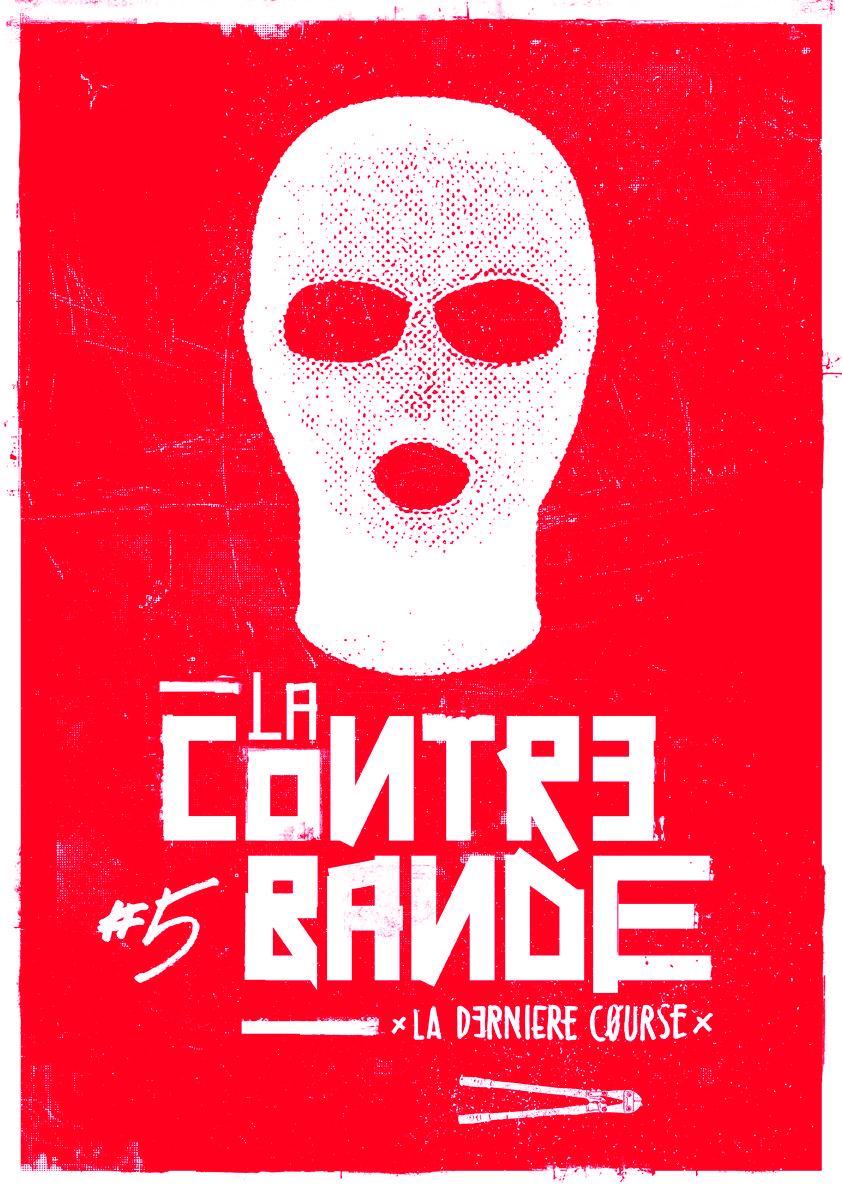 Affiche événement LA CONTREBANDE #5