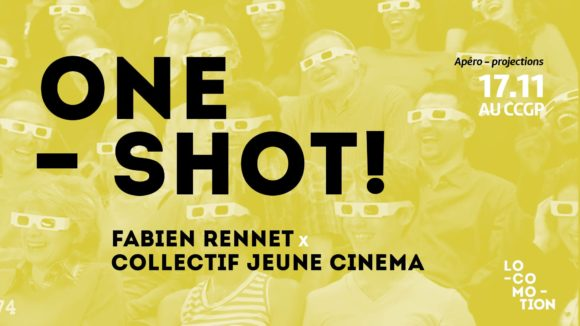 Fabien Rennet x Collectif Jeune Cinéma