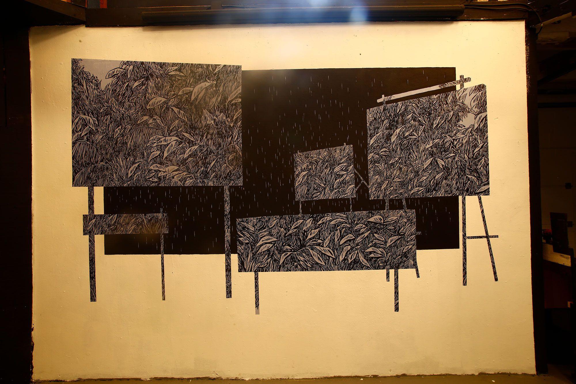 Peinture JÉRONIMO - PIONNIERS