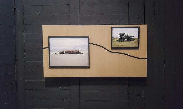 Julie Hascoët · Mur de l'Atlantique