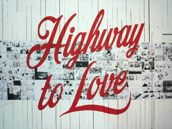 Highway to love • Zoé Thouron & Jean Chauvelot