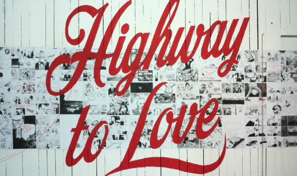 Highway to love •Zoé Thouron & Jean Chauvelot