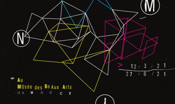 Résidence CMJN au Musée des Beaux Arts de Nancy - mars à juin 2021
